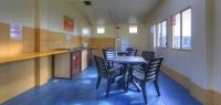 BBQ room